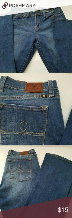 Lucky brand sofia boot Good condition, sofia boot jeans  Size 12 Lucky Brand Jeans Boot Cut