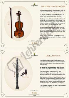 auszug aus dem material peter und der wolf h rkartei musikunterricht grundschule musik. Black Bedroom Furniture Sets. Home Design Ideas