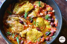 Pui cu masline si rosii How To Cook Chicken, Curry, Cooking, Ethnic Recipes, Food, Kitchen, Curries, Essen, Meals