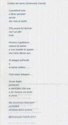 Poesia di Emanuela Carniti
