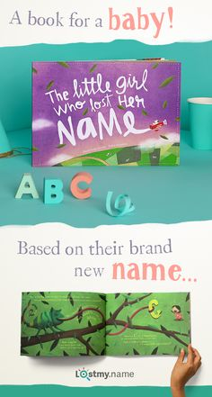 Hey there, we're Lost My Name, and we make beautiful, personalized storybooks. We know how important a name is to a child, so we've created a book which your little one will cherish for life...as it's all about them! See, the story is based on the letters of your little ones name. They'll undertake a fun-filled adventure, where they help fantastic new friends by being curious, clever and kind! PS, we also ship anywhere in the world for free- that's an extra little gift from us to you!