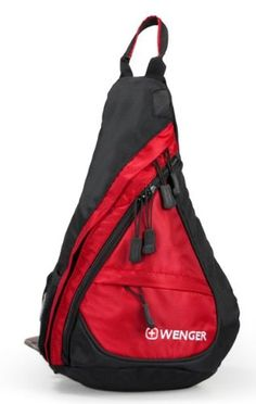 20 Inch CUSCUS Single Daypack Strap Sling Backpack Red CusCus,http ...