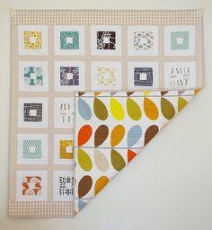 Red Pepper Quilts: Echo (et al) ~ A Patchwork Quilt
