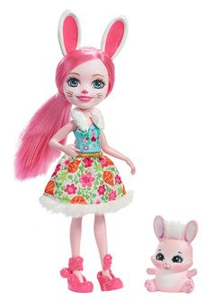 Enchantimals 6 Pack Collection Dolls