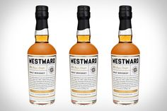 Westward Oregon Malt Whiskey