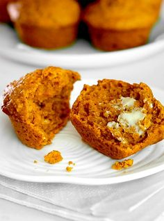 Muffins, Pumpkin Deserts, Ricardo Recipe, Healthy Deserts, Fall Desserts, Quick Bread, Pumpkin Puree, Sweet Bread, Sweet Tooth