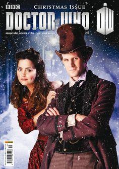 #DoctorWho #DoctorWhoMagazine #Christmas