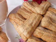 Cocinando con Lola García: Galletas de pueblo