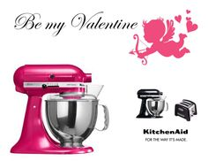 Cupid found you the ONE…  Buy the KitchenAid 4.8lt Artisan stand mixer and get the 2-slice toaster for FREE!!!
