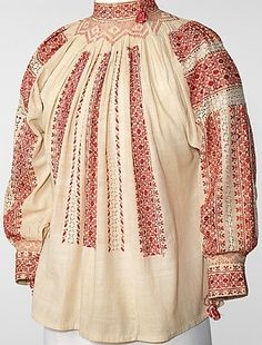 Romanian traditional blouses