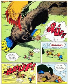Los comics de Machete: Mampato, Rena y Ogú: Los Suterones Comic Books, Art, Art Background, Drawing Cartoons, Kunst, Comic Book, Comics, Art Education, Comic