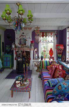 Hippie / Boho Rooms na Stylowi.pl