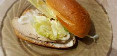Csirkés ételek, ahogy ti szeretitek - kotkodakonyhaja.hu Bagel, Hamburger, Bread, Ethnic Recipes, Food, Eten, Hamburgers, Bakeries, Meals