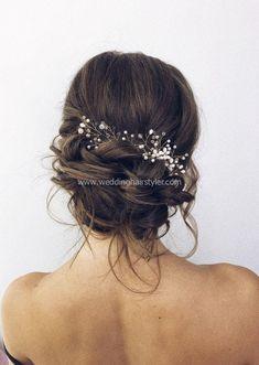 # Bündel # Brautkleid #love_yourself #Frisuren #Haar #brautkleid #bundel #frisuren #yourself