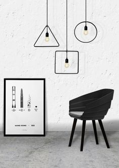 Geometry Made Easy Lights - Square