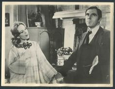 #Sixties | Sandy Dennis and Anthony Newley in Sweet November, 1968