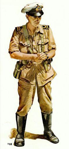 Lieutenant, Royal Navy 1943