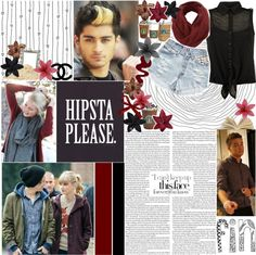 """""""//i can't compete with your boyfriend he's got 27 tatoos♥//"""" by elle-woods-lb ❤ liked on Polyvore"""