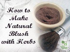 Természetes pirosító Natural Blush Make-up Recipe házilag Blush Makeup, Diy Makeup, Makeup Tools, Beauty Care, Diy Beauty, Beauty Hacks, Beauty Skin, Beauty Stuff, Beauty Trends
