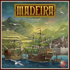 Madeira | Image | BoardGameGeek