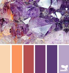 Colour palate idea. Totes a bedroom