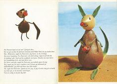 A pear kangaroo.