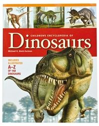 Children's Encyclopedia Of Dinosaurs $14.95
