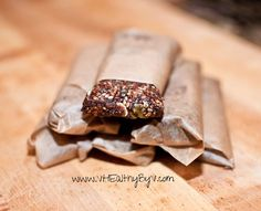 I can never come up with a good snack for my daughter's lunch (and sometimes a good pre-workout snack for me is tough to come by as well!). I struggle to keep it healthy, filling and tasty all at once. So how excited was I to come across a recipe for a homemade superfood bar that I could adapt and make my own! Without much further ado, here's what you need and how you make it (short recipe at the bottom of this post). 1. Buy and prepare all the ingredients. Dry ingredients: 3/4 cup sprouted…