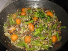 LEGUMES SALTEADOS - http://www.mytaste.pt/r/legumes-salteados-4805246.html