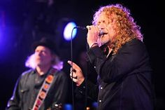 Robert Plant and Buddy Miller