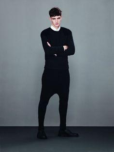 Yannick Abrath by Ben Weller for Topman Lens Fall 2011: