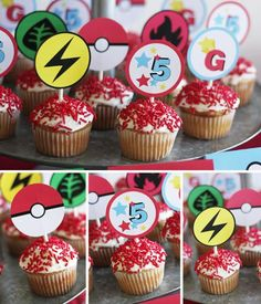 DIY PROJECTS & PRINTABLES by Wants and Wishes Pokemon.... I choose you for my birthday theme. Battle pokemon birthday style with our printables. Our full Po
