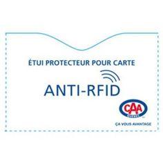 CAA-Québec - étui horizontal anti-RFID