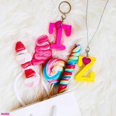 Sweet KUKU PinkⓉ YellowⓏ #ilovekuku www.ilovekuku.com
