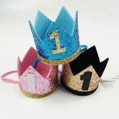 DIY Gifts, Garland, Birthday, Valentines Day, Pottery and Diy Birthday Hat For Dog, Diy Birthday Frame, Diy Birthday Headband, Diy Birthday Basket, Diy Birthday Crown, Dog First Birthday, 1 Year Old Birthday Party, 1st Birthday Princess, Glitter Birthday