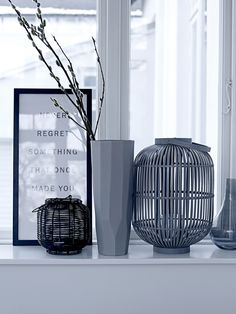#styling #decoration #grey palette #pottery - Bloomingville Inspirasjon