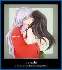 Resultado de imagen para dibujos de inuyasha de amor