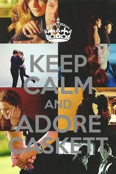 How could you *not* adore Caskett?? But how are we supposed to stay calm with the ending of Season 6? Seriously, we can't do the impossible.
