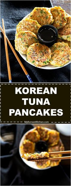 Seafood Recipes, Mexican Food Recipes, Cooking Recipes, Healthy Recipes, Healthy Food, Healthy Tuna, Seafood Appetizers, Korean Food Recipes, Mini Appetizers