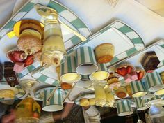 These are a few of my favorite things- afternoon tea at Claridge's in London