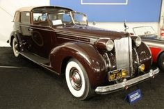 1938 Packard Model 1608 All Weather Cabriolet, Body by Brunn & Co.