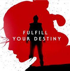 Fulfill your destiny. #rey #starwars #thelastjedi #lastjedi #theforce