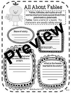 Over 175 graphic organizers in this fabulous, newly updated packet!  All aligned to the Common Core Standards for 3rd, 4th, and 5th grades for Reading Literature and Reading Informational Texts.  Use with any book!  $