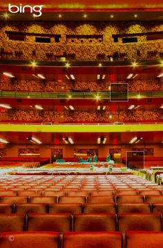 19 Best Of 2nd Mezzanine Radio City Music Hall