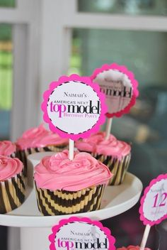 cupcake toppers...coming soon to my Etsy store