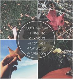 Soft VSCO Filter for Instagram