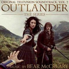 Outlander: The Series Original Television Soundtrack Vol. 2 on Limited Edition 180g Import Vinyl 2LP