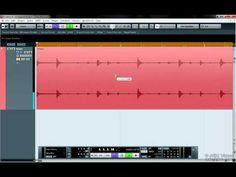 Cubase 6 Tutorial Level 3 - TimeWarp Video