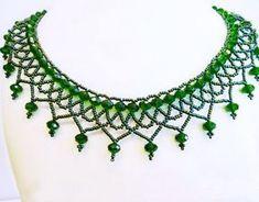 Kostenlose Muster für Perlenkette Lime