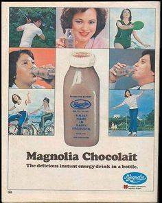 Magnolia Chocolait.(1980's) 80s Ads, Old Advertisements, 1980s, Childhood Photos, My Childhood Memories, Vintage Comics, Vintage Ads, Magnolia Ice Cream, Philippines Culture